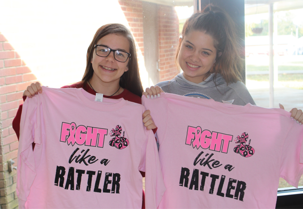 EAST Students Put Spotlight on Cancer Awareness