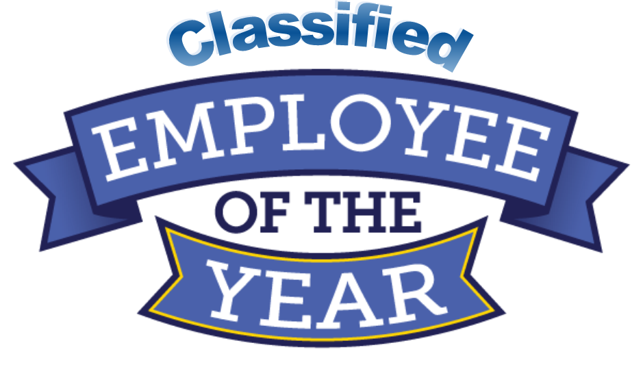 Time to nominate for the Classified Employee of the Year!