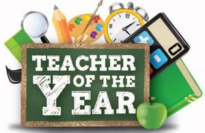 Time to nominate for Teacher of the Year!