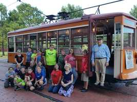 Mrs. Bryan's 6th Grade Field Trip