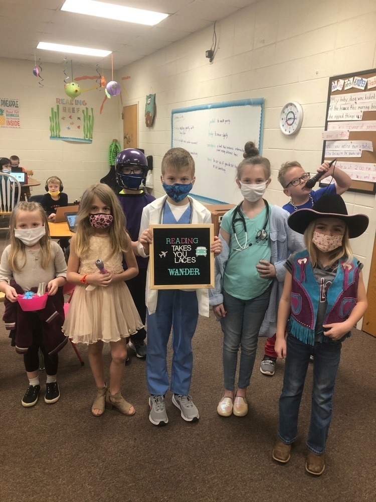 2nd grade dress up