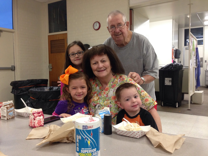 Book Fair and Grandparent Breakfast