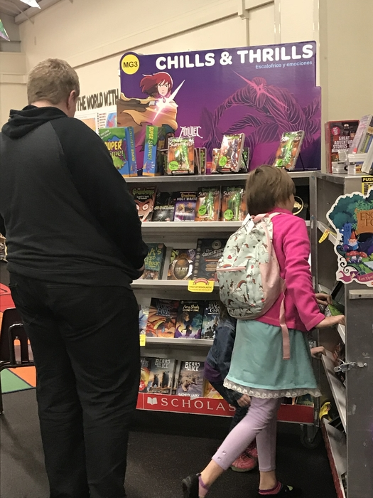 Book Fair Fun