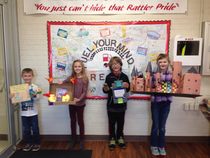 Book Project Winners