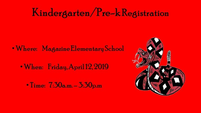 Kindergarten/Pre-k Registration